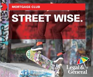 L&G Mortgage club campaign