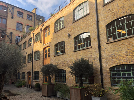A NEW HOME FOR LONDON STRUCTURES LAB