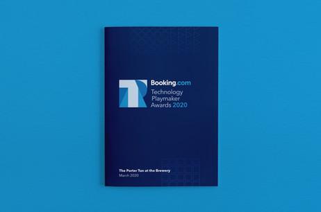 Booking.com TPA awards