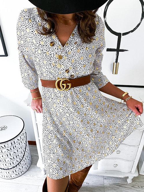 Robe Chelsea blanc