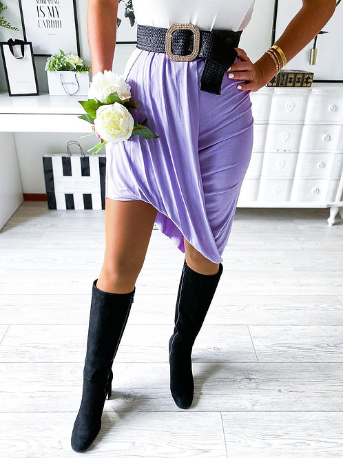 Jupe Lina lila