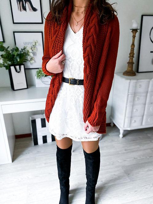 Robe Liya blanche