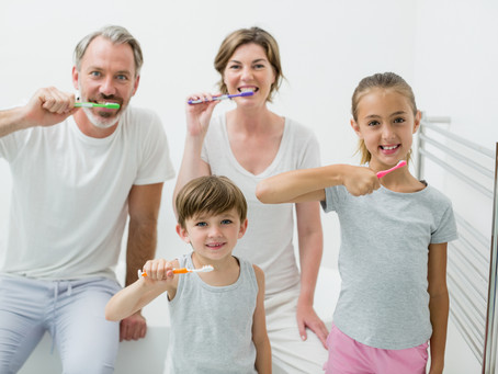 Oral Health for Busy Lives: Developing Good Habits