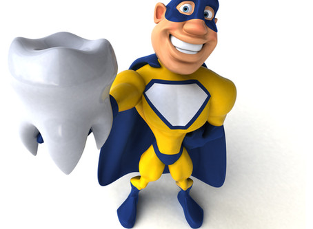 Act fast to save a knocked out tooth