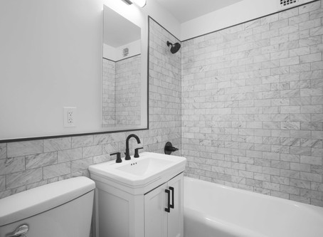 Best Small Bathroom Renovation Ideas