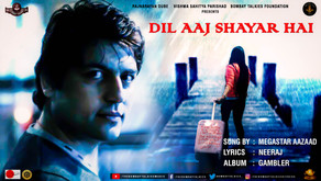 THE BOMBAY TALKIES STUDIOS RELEASES DIL AJ SHAYAR HAI IN THE VOICE OF MEGASTAR AAZAAD
