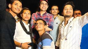 Megastar Aazaad became the International Brand Ambassador of Sanskrit