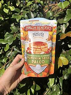 Pumpkin Spice Pumpkin Paleo Pancake and Waffle Mix