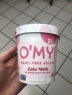 Cake Walk Dairy Free Gelato