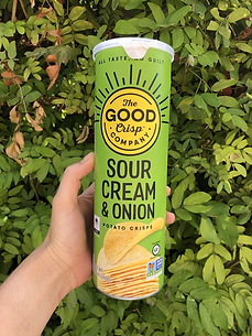 Sour Cream and Onion Potato Crisps