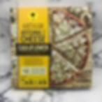 Cauliflower Crust Artisanal Style Cheese Pizza