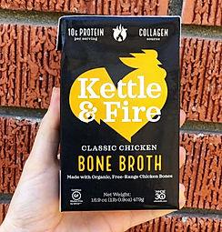 Classic Chicken Bone Broth