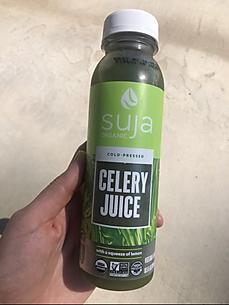 Organic Celery Juice Cold-Pressed