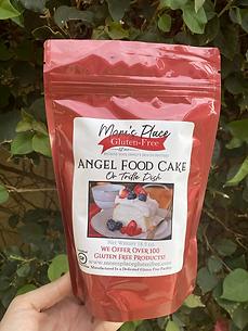 Angel Food Cake or Trifle Dish Mix