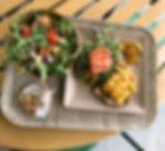 Fork and Salad