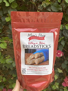 Buttery or Italian Breadstick Mix