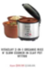 VitaClay Slow Cooker