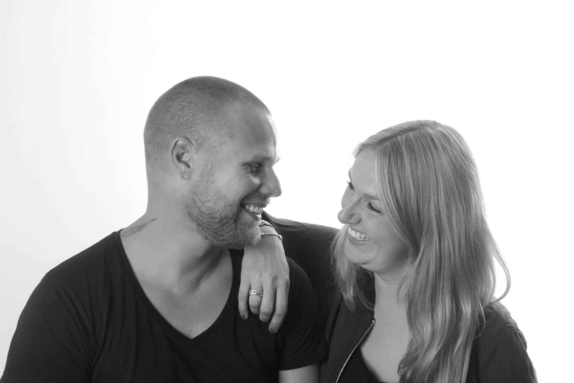 Marcel en Chantal