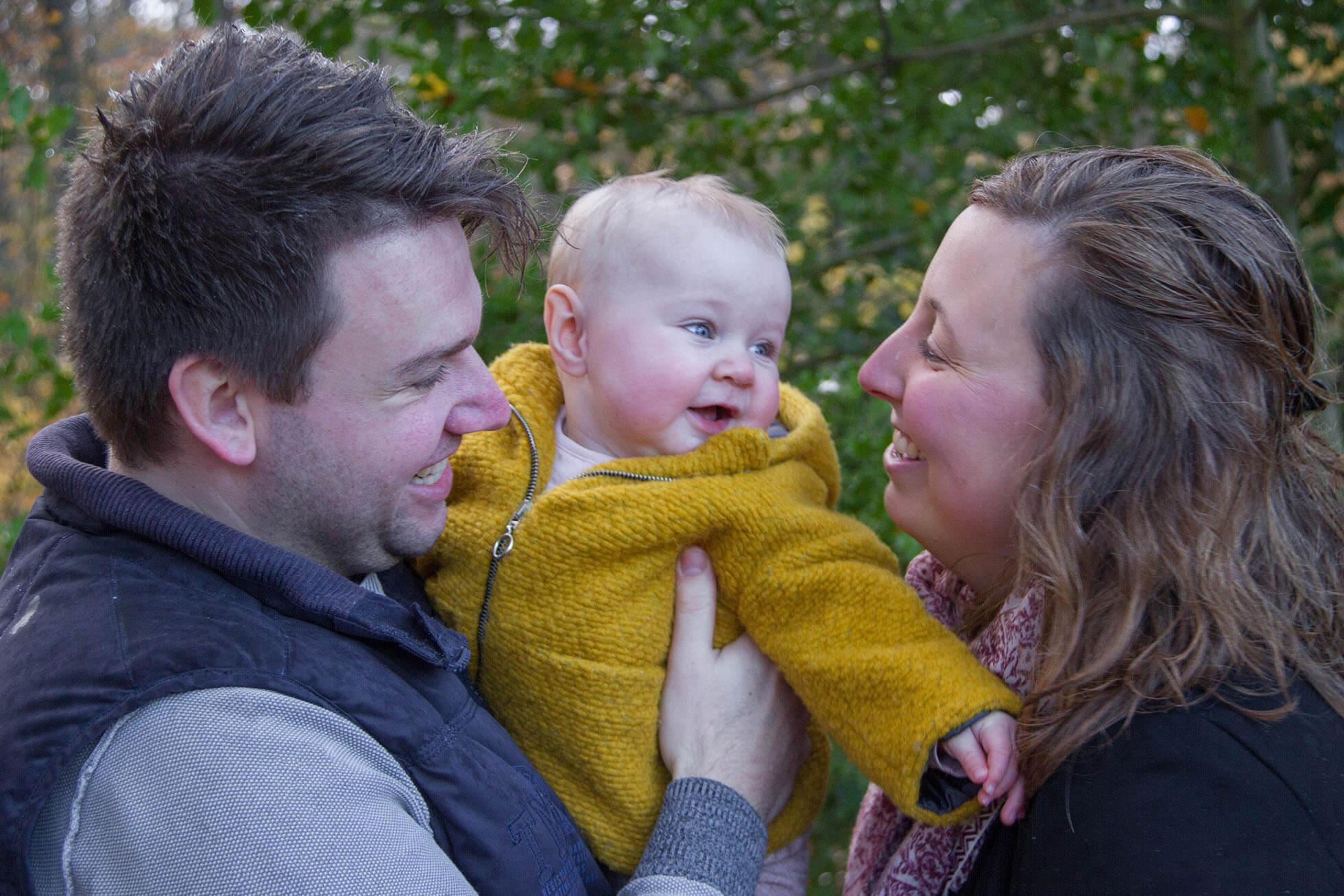 Bart, Lysanne & Juul