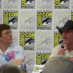 Comic-Con Panel 2009