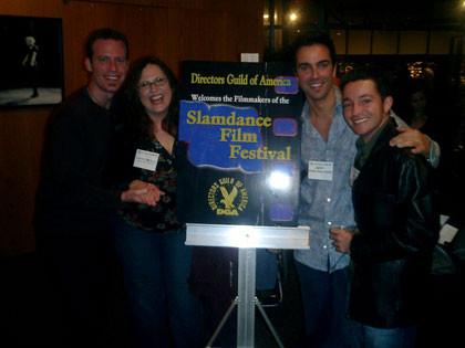 Slamdance DGA Filmmaker Kick-off Event