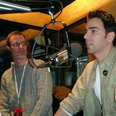 Live Interview on X96 FM Salt Lake City Radio Sundance 2005