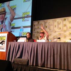 Comic-Con 2012 The Hobbit Panel