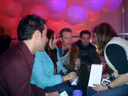 Crown Royale Lounge Sundance 2005