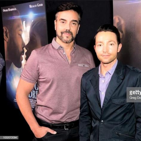 "Jeff & Josh Mandel attend the Premiere of 'A Boy. A Girl. A Dream"" 2018"