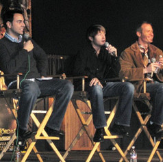 Filmmaker Panel One Ring Convention 2006
