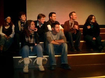 RINGERS Screening and Q&A - Salt Lake City