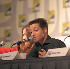 Filmmaker Panel Comic-Con 2005