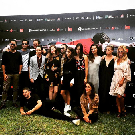 Thirst Street Cast & Crew Photo Call at Venice Film Festival 2017