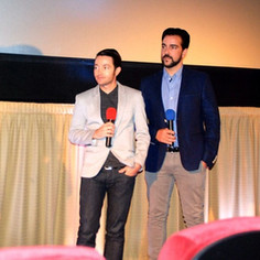 Josh & Jeff at Uncertain Terms Q&A Mill Valley Film Festival 2014