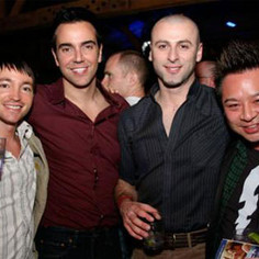 Outfest 2008 Shelter Party