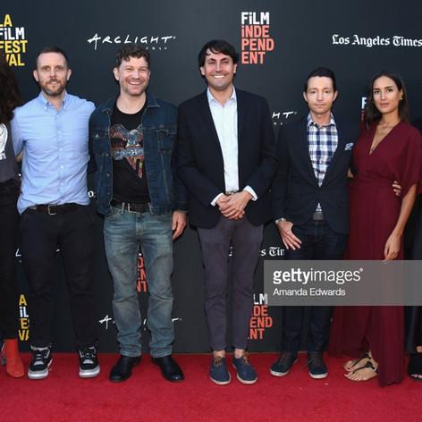 2018 LA Film Festival - Premiere of This Teacher