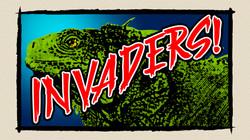 Iguana - Title Opening