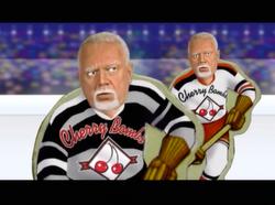 Don Cherry-Table Hockey
