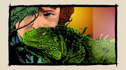 Iguana Mugshots