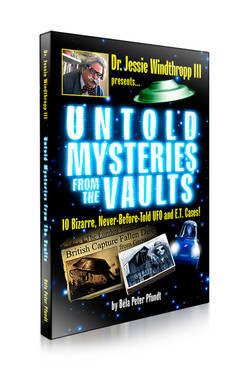 Untold Mysteries From The Vaults
