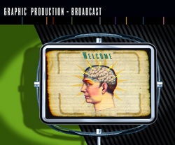 Graphic Production-Broadcast