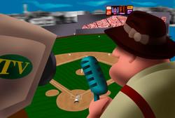 Baseball-Commentator