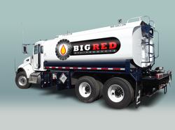 Big Red Oil - Truck 1