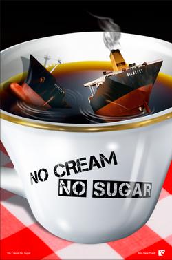 No Cream No Sugar
