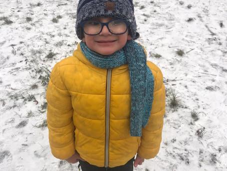 Prvá snehová nádielka