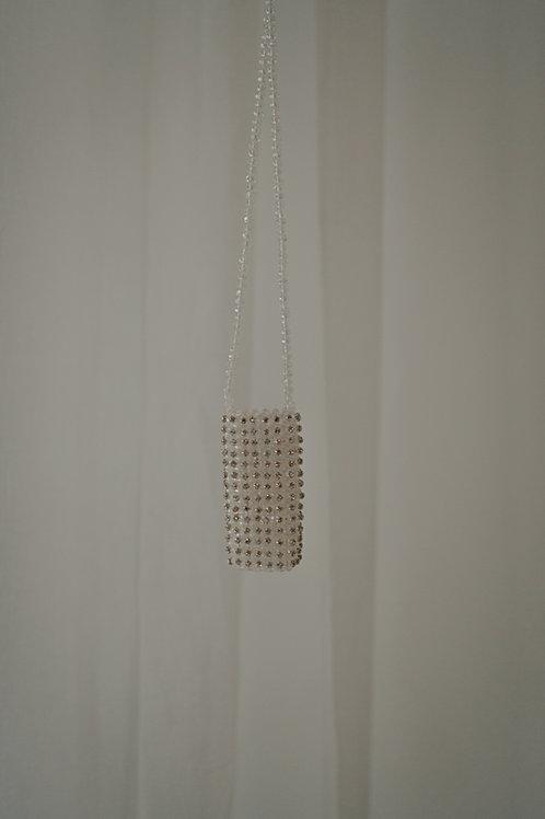 PSEUDO/POEMS Diamond Crystal Jewellery Bag
