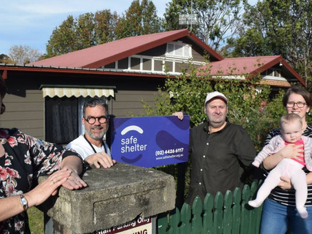 Safe Shelter Shoalhaven
