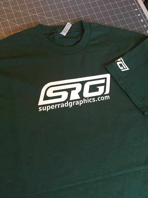SRG in green & silver