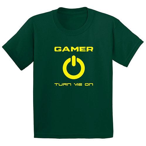Gamer-Turn me on