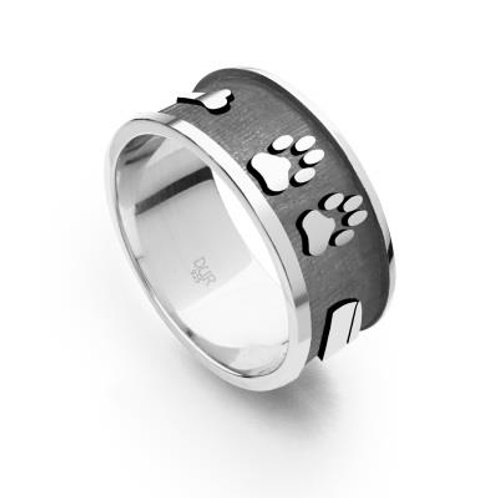 "Ring ""Lucky Dog"""
